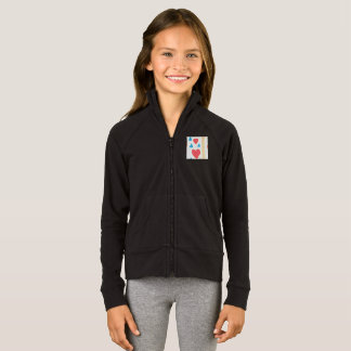 Love Path Girls' Boxercraft Practice Jacket