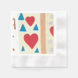 Love Path Paper Napkin
