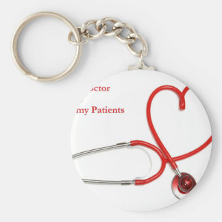 Love patients keychains