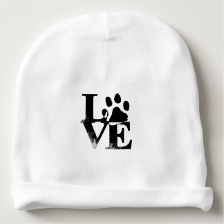 love Paws Baby Beanie
