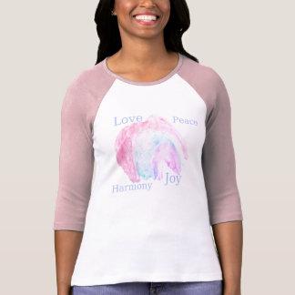 love peace harmony joy T-Shirt