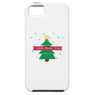 Love Peace Joy Cover For iPhone 5/5S