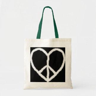 love&peace bag