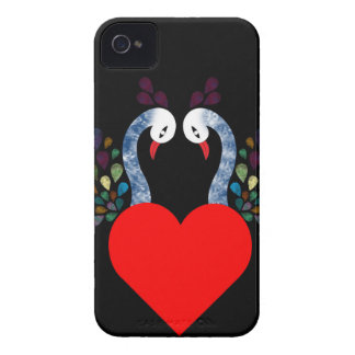 love pecock 3 Case-Mate iPhone 4 cases