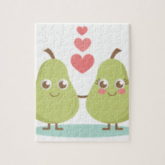 Love, perfect Pair- Wedding gifts, Anniversary Jigsaw Puzzle