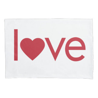 Love Pillowcase Heart