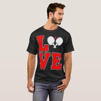 Love Ping Pong Outdoors Sports Gift Tshirt