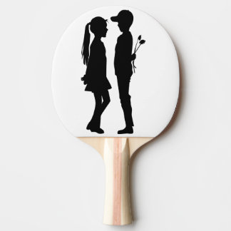 love ping pong paddle