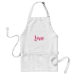 Love Pink Standard Apron