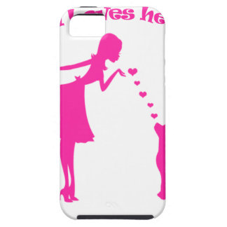 love pitty iPhone 5 case