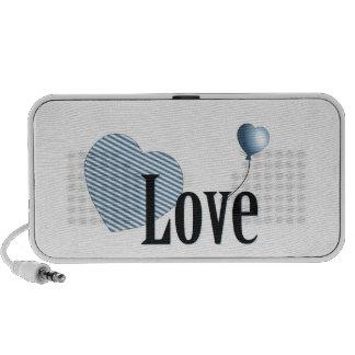 Love Portable Speakers