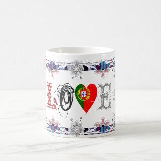 Love Portugal Coffee Mug