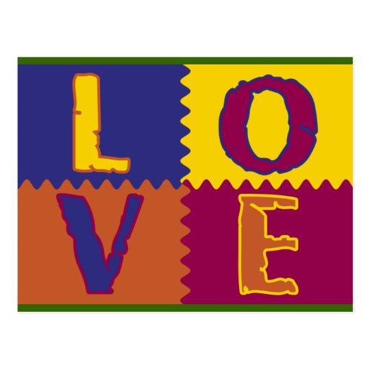 Love Postcard Series 1