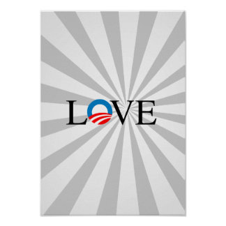 LOVE -- POSTERS
