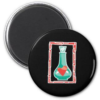love potion refrigerator magnet
