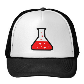 Love Potion (Science) Mesh Hats