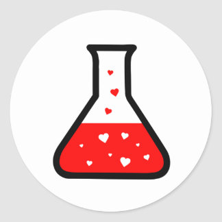 Love Potion (Science) Stickers