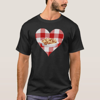love poutine T-Shirt