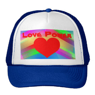 Love Power hat