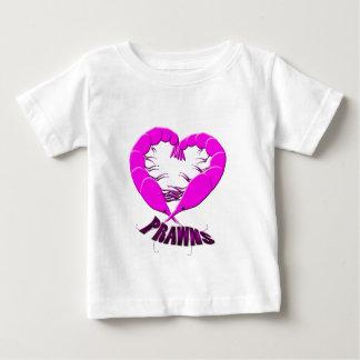 love prawns baby T-Shirt