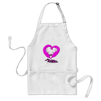 love prawns standard apron