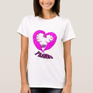 love prawns T-Shirt