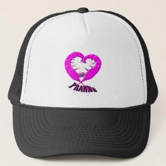 love prawns trucker hat