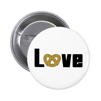 Love Pretzels Pins