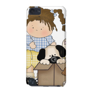 Love Puppies iPod Touch 5G Covers