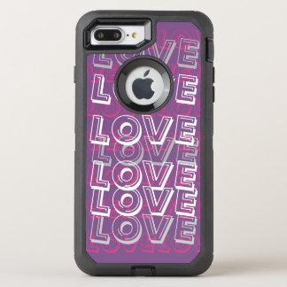 Love, Purrple & Pink Otterbox Case