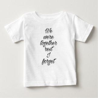 Love quote baby T-Shirt