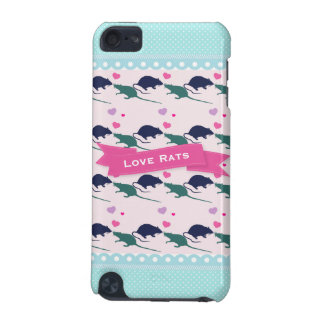 Love Rats Polka Dot iPod Touch (5th Generation) Cover