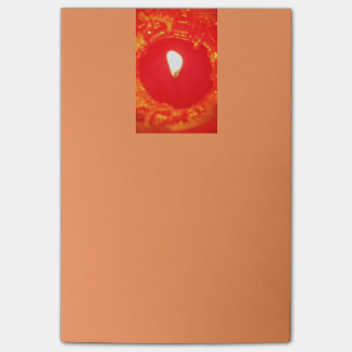 Love, Red Candle Light Post It Notes Christmas Post-it® Notes