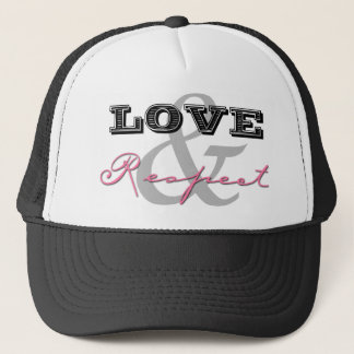 Love & Respect Trucker Hat