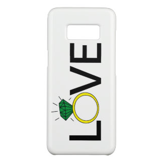 Love Ring Case-Mate Samsung Galaxy S8 Case