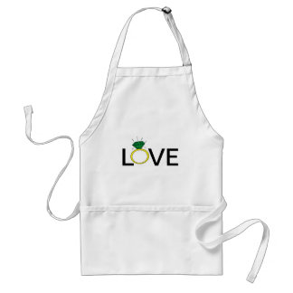 Love Ring Standard Apron