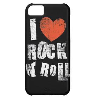 Love Rock N' Roll iPhone 5C Case