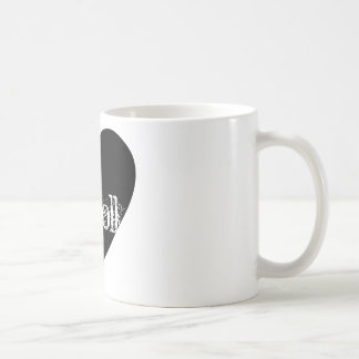 Love Rock & Roll Design Mug