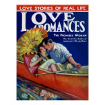 Love Romances Poster
