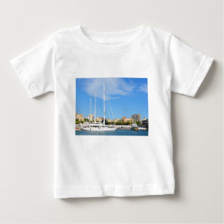 Love sailing baby T-Shirt