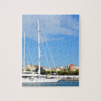 Love sailing jigsaw puzzle