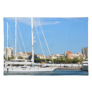 Love sailing placemat