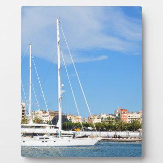 Love sailing plaque
