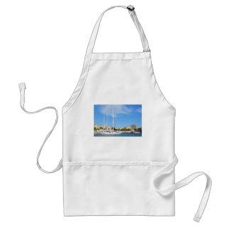 Love sailing standard apron
