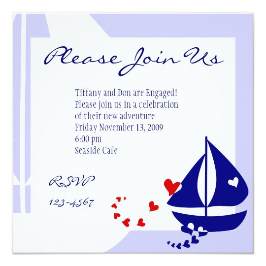 Love Sails Card