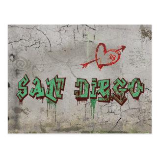 Love San Diego Postcard