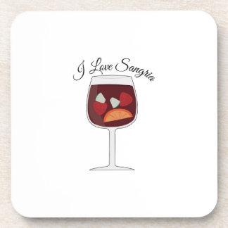 Love Sangria Coaster