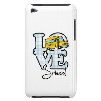 Love School iPod Case-Mate Cases