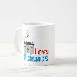 Love Science Mug