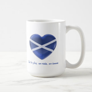 Love Scotland Coffee Mug